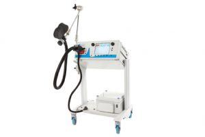 Stimulateur magnétique avec sa bobine